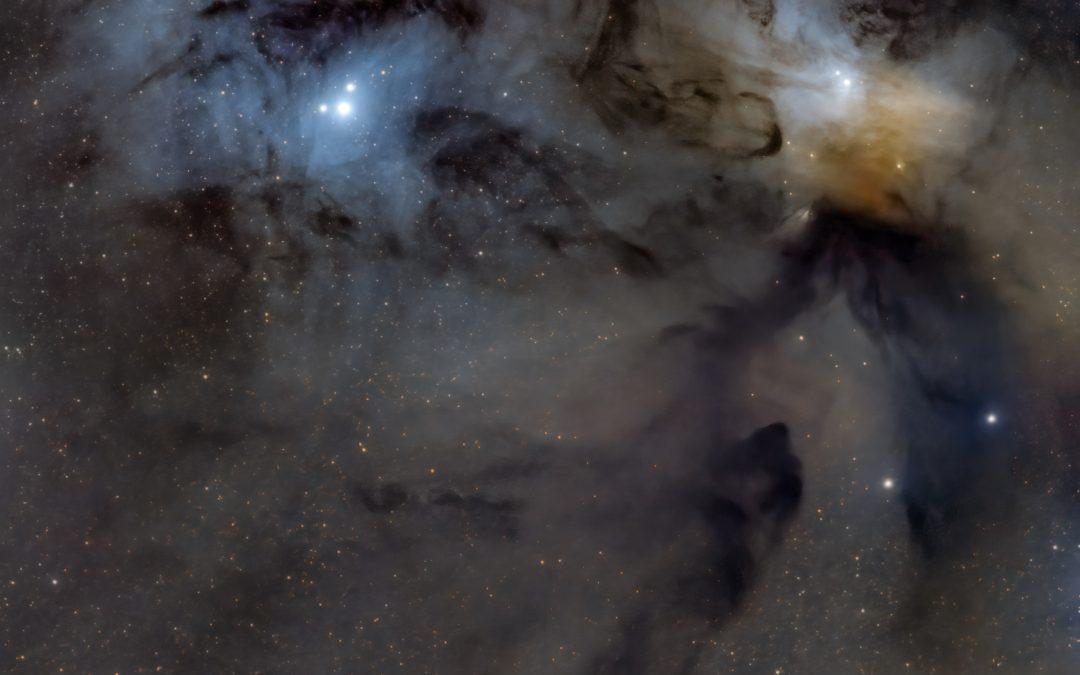 Rho Ophiuchi cloud complex