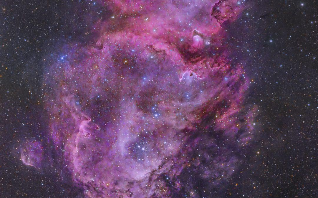 The Soul Nebula, IC1848